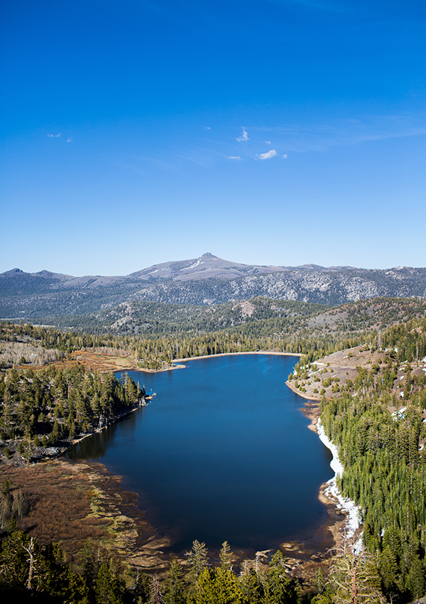 Sierra Nevada Mnts by Of Trees and Hues