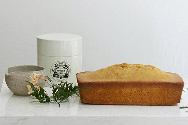 Jasmine and Honey Cake