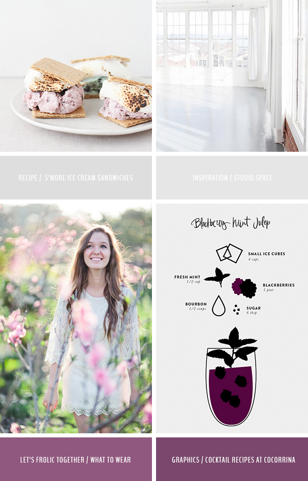 Weekend Favorites at Of Trees and Hues