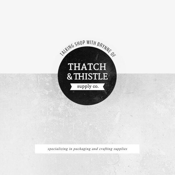 Thatch and Thistle feature | Of Trees and Hues