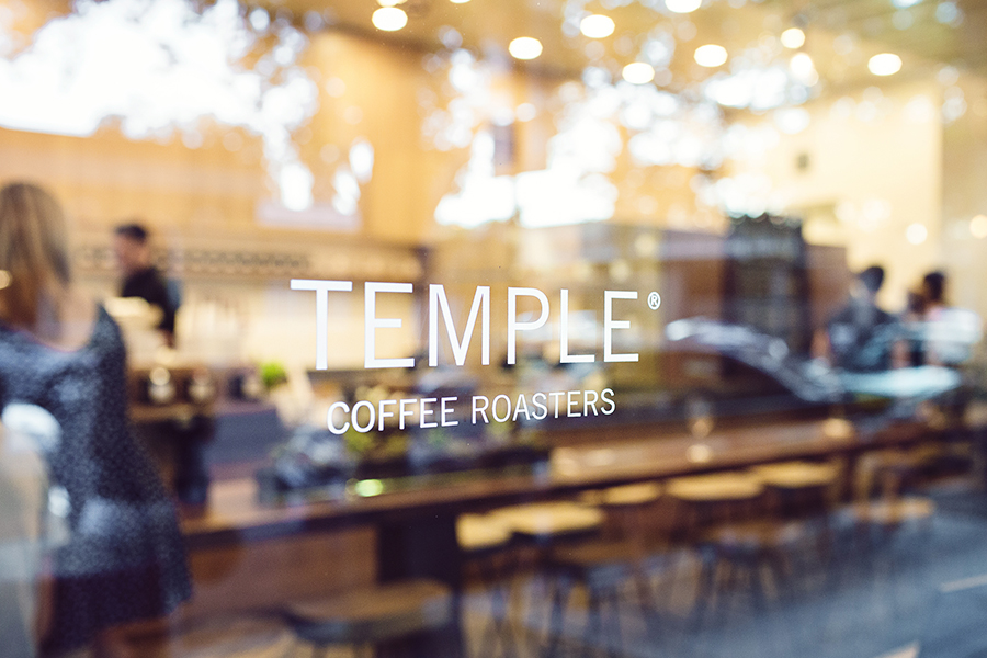 Temple Coffee by Of Trees and Hues